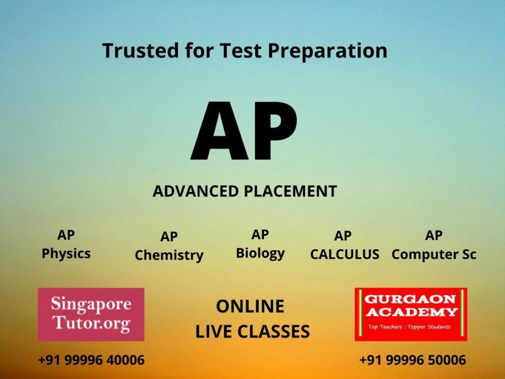 AP Advanced Placement Physics